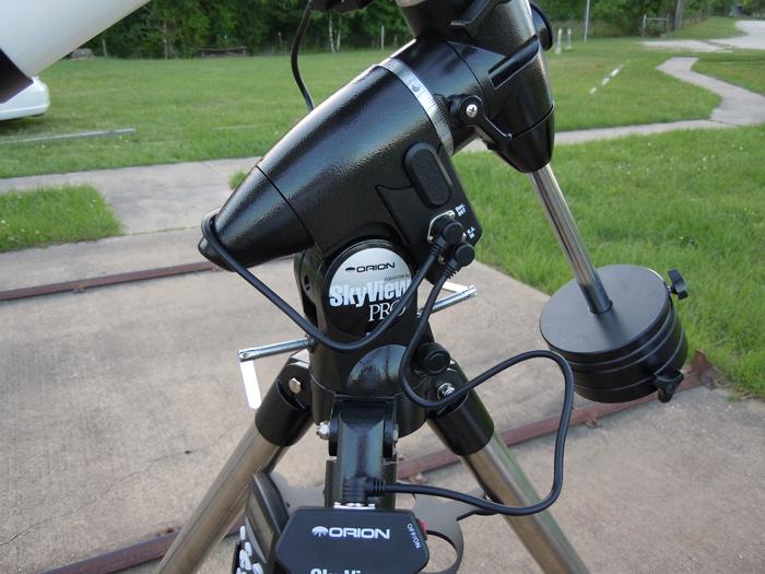 Orion SkyView Pro mount