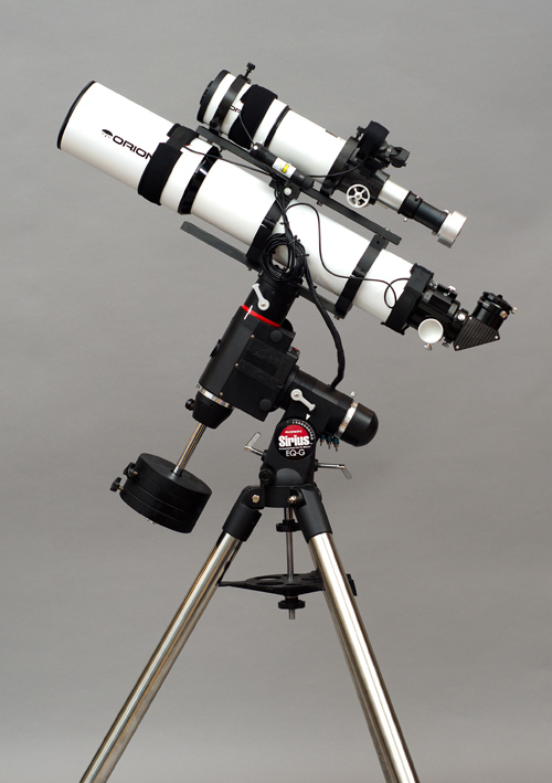 Primary astrophotography and astronomy setup