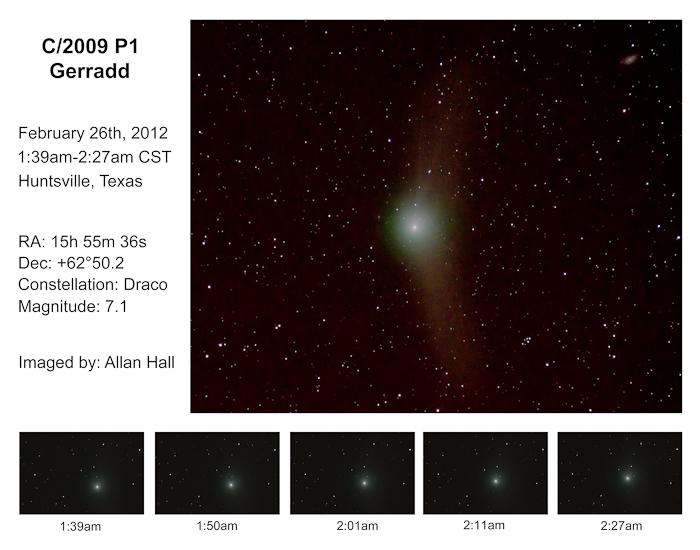 Image of Comet Gerradd