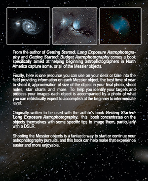 Messier Astrophotography Reference back