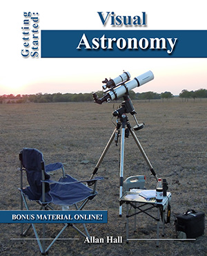 Visual astronomy front
