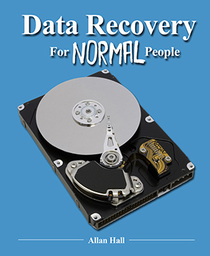 Data Recovery For Normal People front cover