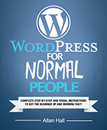 Wordpress for Normal People