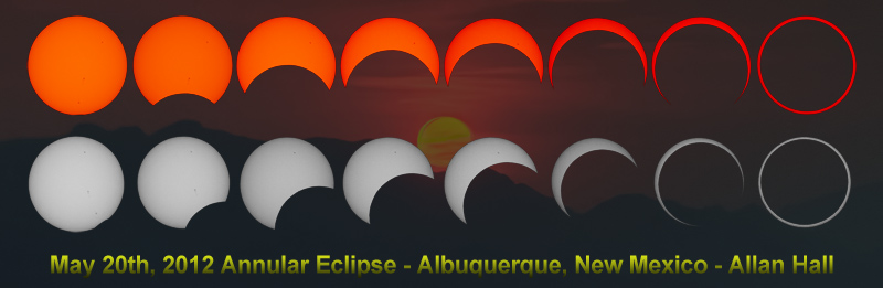 Eclipses are awesome astronomical events